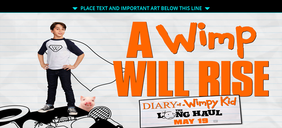 Diary of a Wimpy Kid: Long Haul